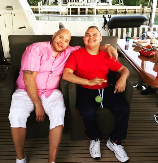Fat Joe Admits Being Reluctant To Share Autistic Son w/ The Public