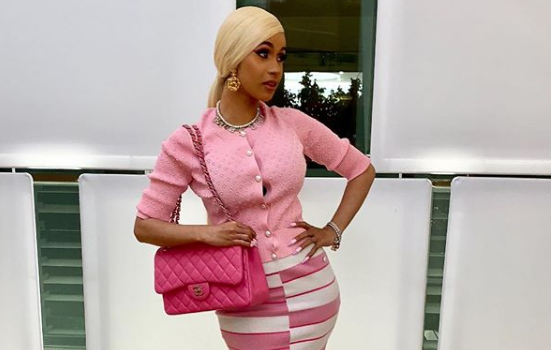 Cardi B Becomes 1st Female Rapper To Receive Songwriter Of The Year