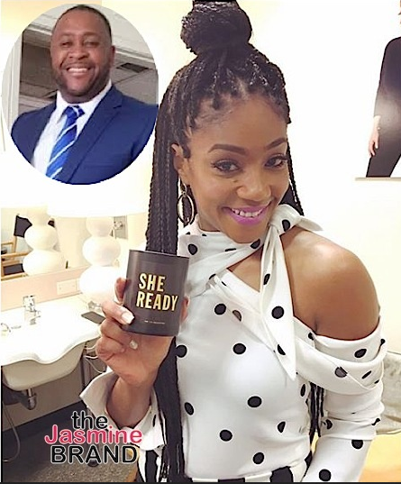 EXCLUSIVE: Tiffany Haddish Praises Ex Husband In New Recording, Contradicting Claims in Memoir [AUDIO]