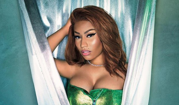 Nicki Minaj Transforms In New Vogue Japan Shoot, Lil Kim Seemingly Shades Her