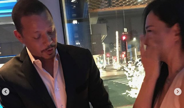 Terrence Howard Proposes A 2nd Time To Ex Wife, 3 Years After Their Divorce [VIDEO]