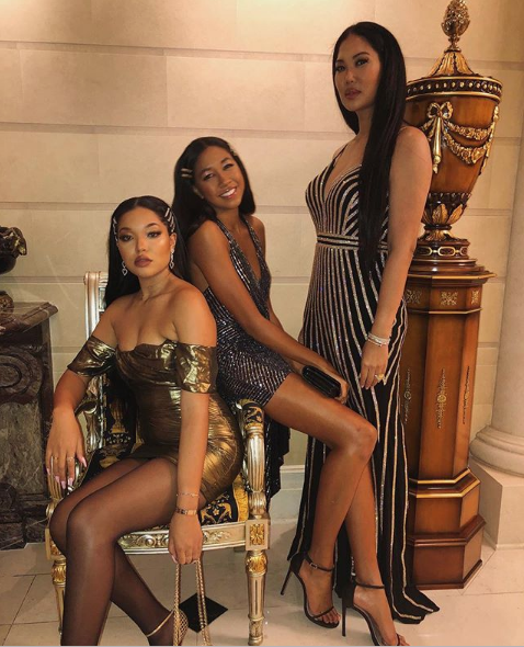 Kimora Lee Simmons & Daughters Are The Dynasty!