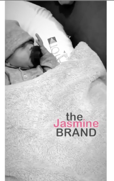 Future Surprises Daughter W/ New Puppy for Christmas, Shows Off Baby Future & Newborn Son Hendrix