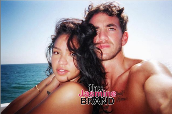 Cassie Continues To Show Off New Man Alex Fine + More Details About Her New Bae!