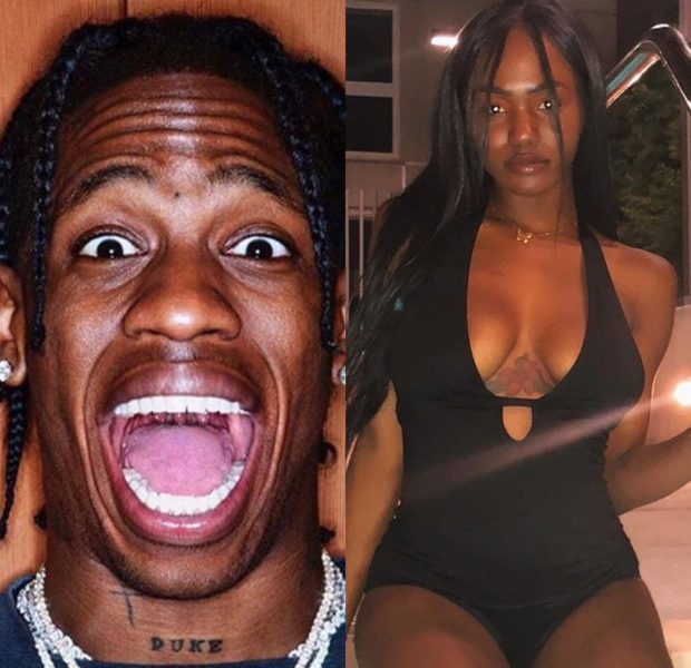 "Alleged Photo of Travis Scott Cheating Leaks, He Denies It: ""Trolls always wanna create fake sh*t!"""
