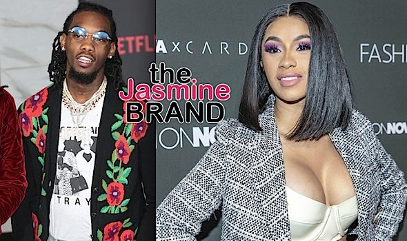Cardi B Reacts To Rumors She Reconciled W/ Offset