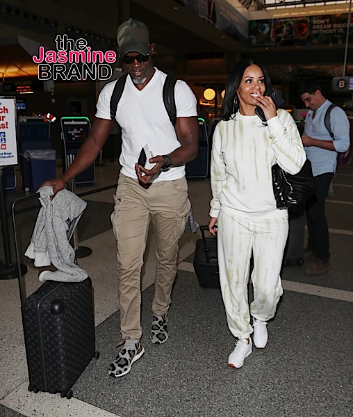 Teyana Taylor, Bobby Brown, Paris Hilton, Machine Gun Kelly, Sandra Bullock, Djimon Hounsou [Celebrity Stalking]