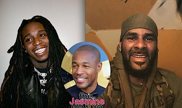 Jacquees Crowns Himself King Of R&B, Tank Disagrees Says R.Kelly Is The Real King