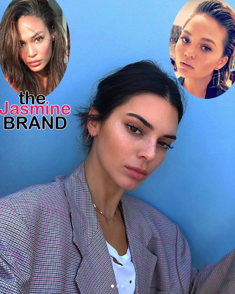 Kendall Jenner Highest Paid Model In 2018 Making $22.5 Mill + Chrissy Teigen & Joan Smalls Make The List!