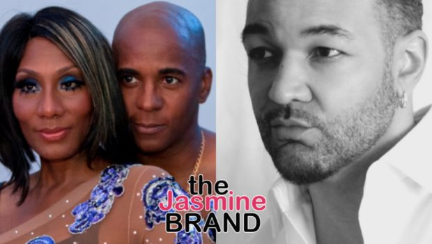 Towanda Braxton's Ex Husband Responds Reacts To Keri Lewis Open Letter To Toni Braxton