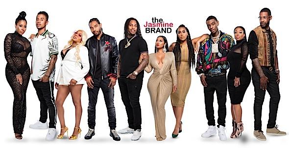 'Marriage Bootcamp' Snags 'Love & Hip Hop' Cast Members: Soulja Boy, Lil Mo, Waka Flocka, Tammy Rivera, Jessica Dime [Trailer]
