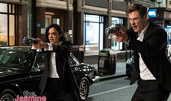 """Men In Black International"" Trailer Starring: Chris Hemsworth Tessa Thompson"