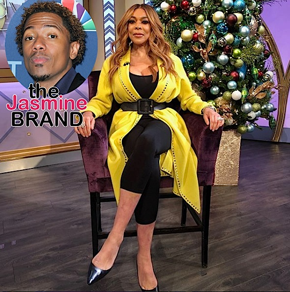 Nick Cannon Temporarily Taking Over For Wendy Williams