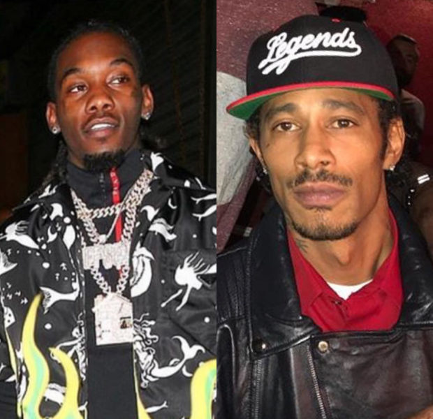 "Offset & Bone Thugz N Harmony's Layzie Bone Argue Over ""Best Group"" Title"