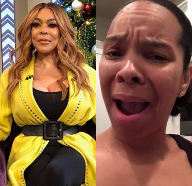 "'Family Matters' Star Drags Wendy Williams: ""I Heard Your Husband Got His Mistress Pregnant!"""