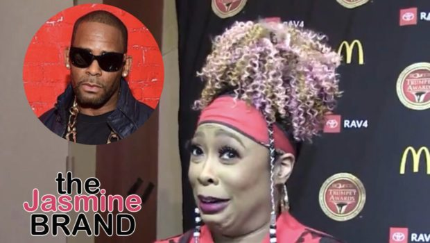 Da Brat Still Plans To Listen To R.Kelly's Music – I've Never Seen Him Do Anything Bad, But I Don't Believe All These People Are Lying