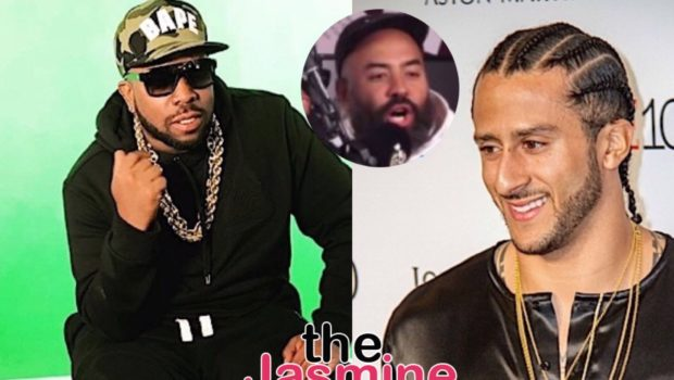 Colin Kaepernick Likes Post Criticizing Big Boi For Performing At Super Bowl