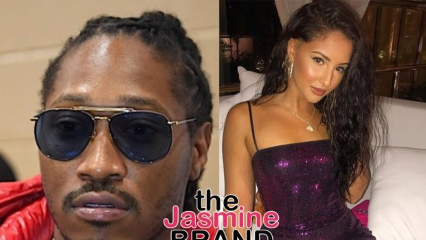 Future Spotted W/ New Mystery Woman [Photo]