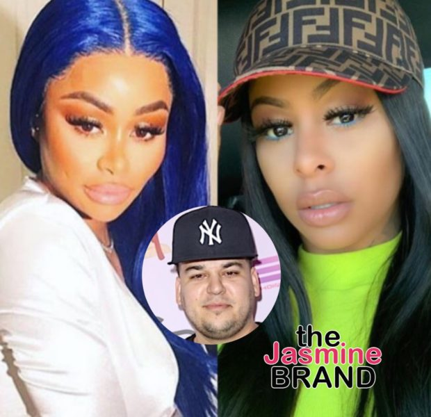 Rob Kardashian Shoots His Shot W/ Alexis Skyy, A Day After Altercation w/ Blac Chyna