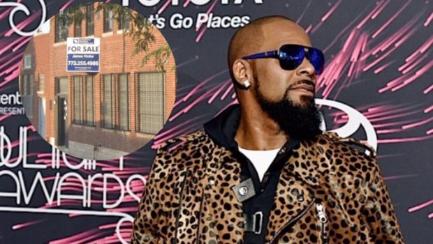 R. Kelly's Alleged Sex Cult Studio For Sale For $4.5 Million!