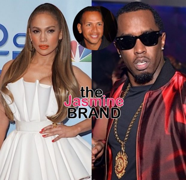 Diddy Gushes Over Ex Girlfriend J.Lo's Abs, A-Rod Chimes In