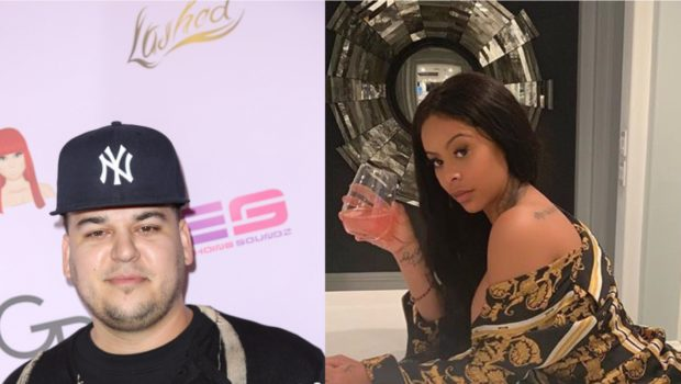 Alexis Skyy Makes Home Cooked Meal For Blac Chyna's Baby Daddy Rob Kardashian