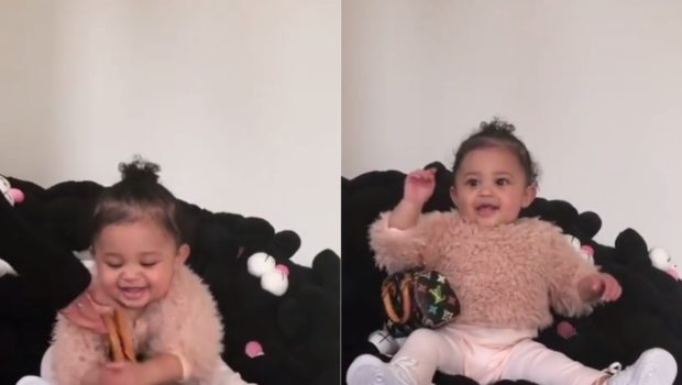Kylie Jenner's 10-Month-Old Daughter Already Has A Louis Vuitton Bag