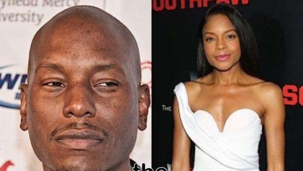 "Tyrese Gibson & Naomie Harris To Star In Crime Thriller ""Black and Blue"""