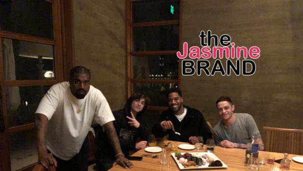 Kid Cudi Celebrates 35th Birthday W/ Kanye, Kim Kardashian West, Pete Davidson & Timothée Chalamet