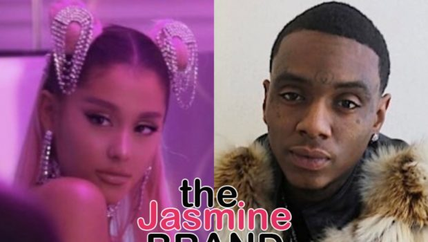 "Social Media Points Out Ariana Grande's New Song Draws Close Similarities To Soulja Boy's ""Pretty Boy Swag"""