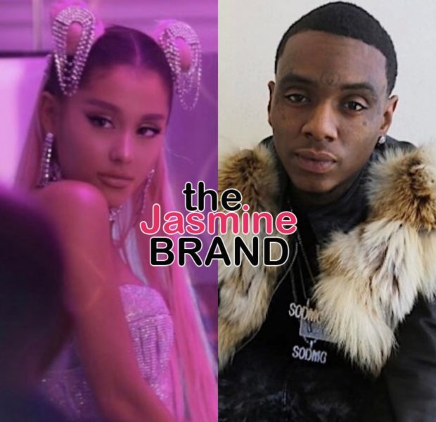 """Social Media Points Out Ariana Grande's New Song Draws Close Similarities To Soulja Boy's """"Pretty Boy Swag"""""""