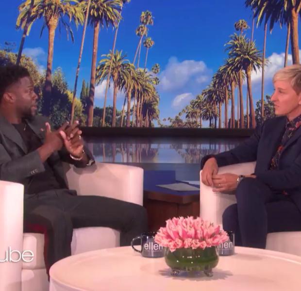 Ellen DeGeneres Facing Backlash Over Kevin Hart Interview