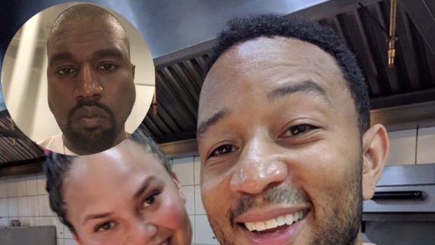 John Legend & Chrissy Teigen Explain How They REALLY Feel About Kanye's Twitter Rants