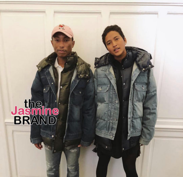 Pharrell Williams & Wife Helen Lasichanh Serve Style Goals [Photo]