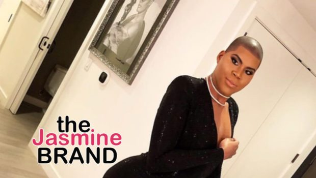 EJ Johnson Clears Up Gender Identity Speculation – I Have No Plans To Transition!