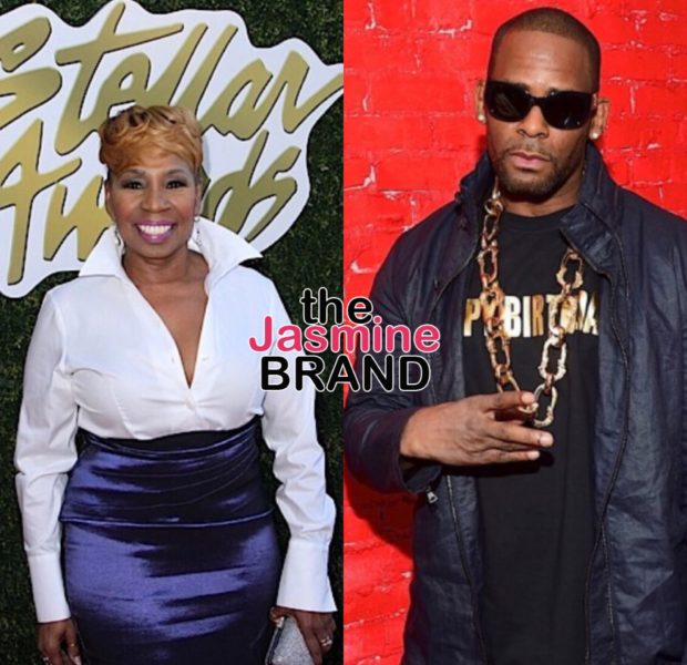 Iyanla Vanzant Says R. Kelly Doesn't Deserve Jail