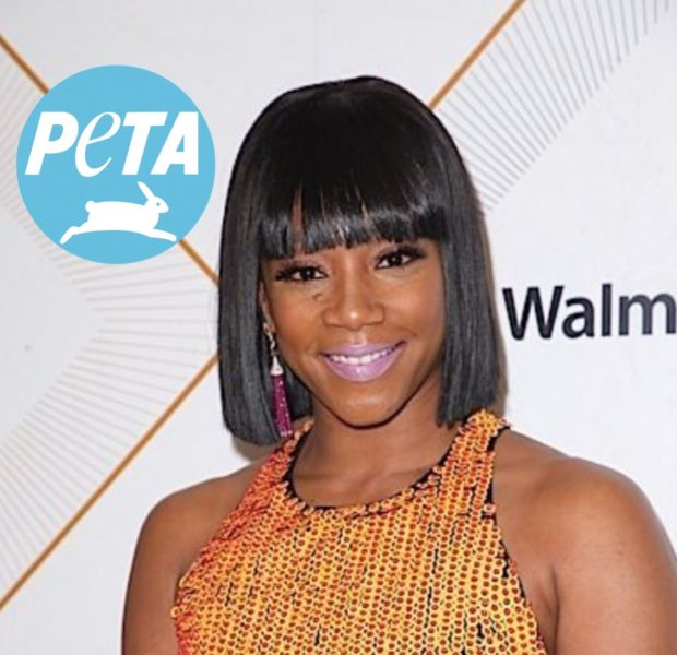 PETA Responds To Tiffany Haddish Wearing Fur To Protest Innocent Black Men Being Killed By Police