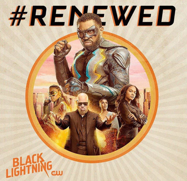 """Black Lightning"" Renewed For Season 3"