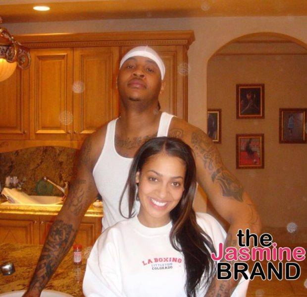 Lala Gushes Over Husband Carmelo Anthony W/ New Throwback Photo