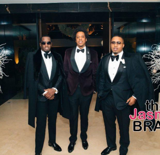 Nas – I Want To Be A Billionaire Like Jay Z & Diddy!