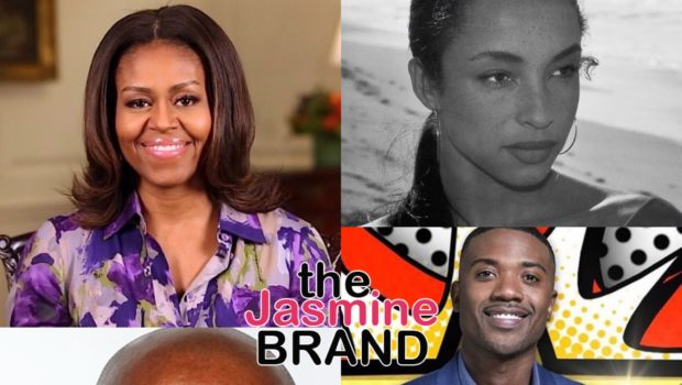 Michelle Obama Shares Same Birthday As Steve Harvey, Sade, Ray J, & Dwyane Wade