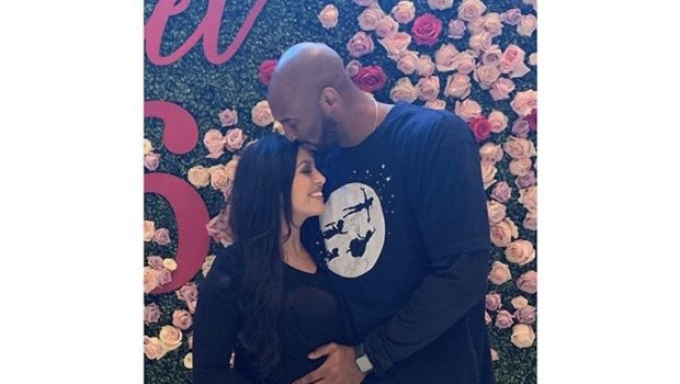 Vanessa Bryant Shows Off Baby Bump [Photo]