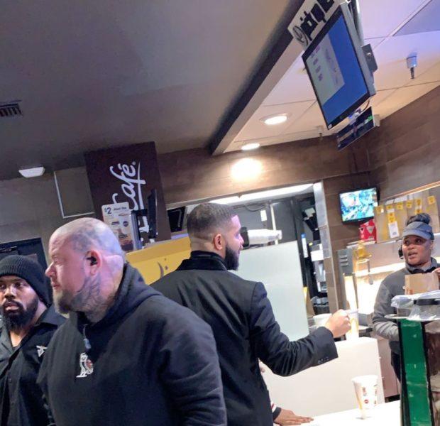 False Alarm! Drake Gave McDonald's Employees $100 Each, Not $20,000