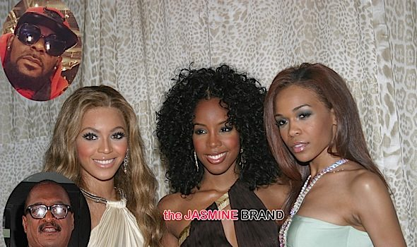 Mathew Knowles Says He Didn't Allow Destiny's Child to Be Around R. Kelly