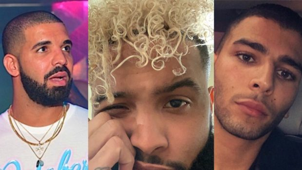 Drake, Odell Beckham Jr & Younes Bendjima Hit W/ Lawsuit Over Club Brawl