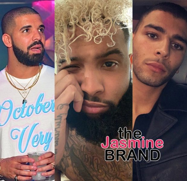 Drake, Odell Beckham Jr & Younes Bendjima Hit W/ Lawsuit Over Club Brawl