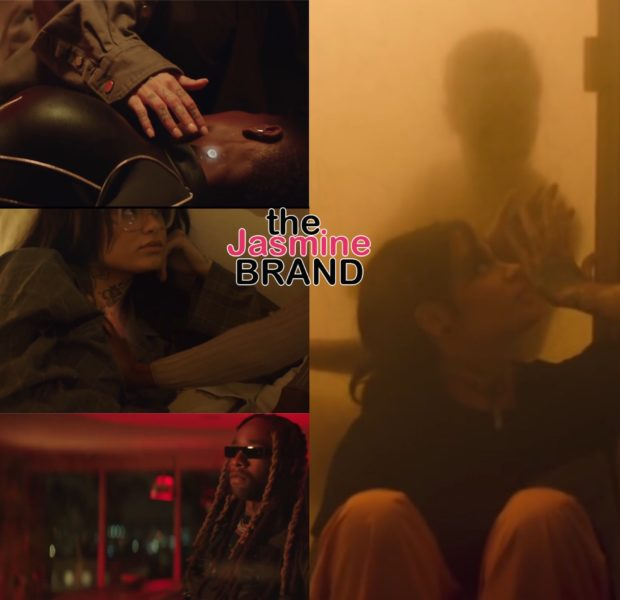 """Kehalni & Ty Dolla Meet Their Maker In Robotic Video """"Nights Like This"""""""