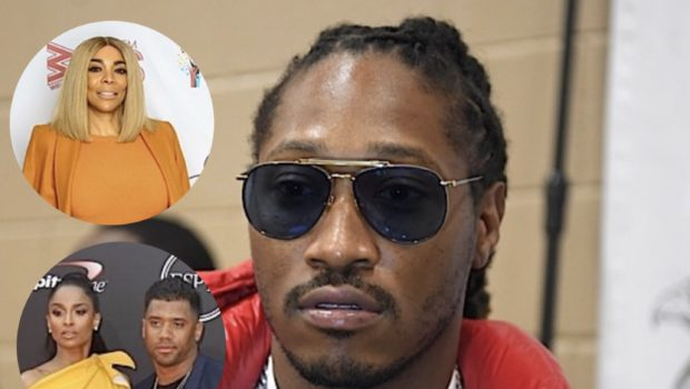 Future Unleashes On Russell Wilson & Ciara: He's Not Being A Man In That Position + Explains His Issues W/ Wendy Williams