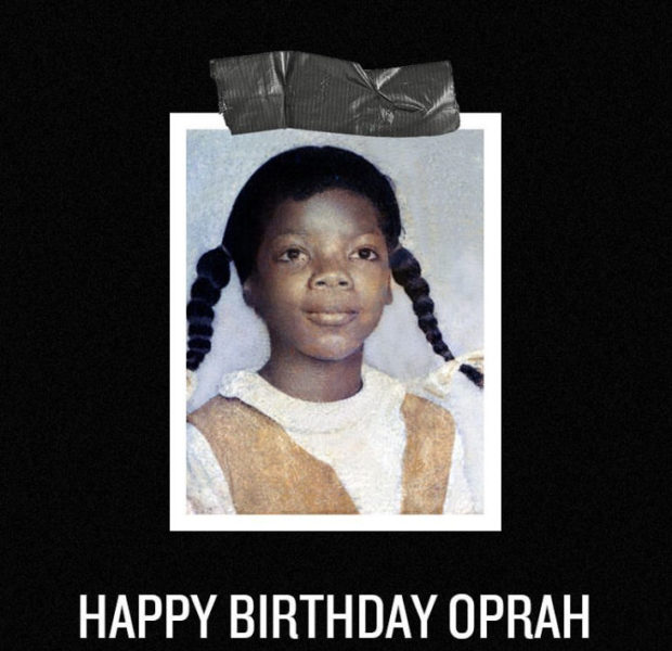 Beyonce Pays Homage To Oprah On Her Birthday