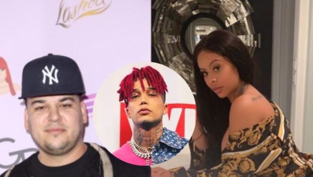 Alexis Skyy Declares She Loves Rob Kardashian, Accuses Blac Chyna Of Cocaine Use When Questioned By Kid Buu